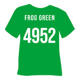 4952 | frog green