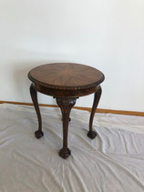 Walnut Side Table Late 19th Century