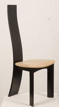 Set of 8 Danish Cherry-Wood Dining Chairs by Bob og Dries Van Den Bergh