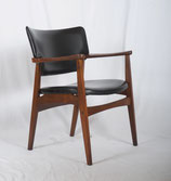 Scandinavian Armchair Attributed to Erik Kirkegaard