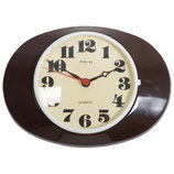 Beautiful Midcentury Wall Clock by Prim