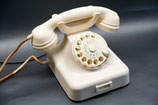 German Bakelite Table Phone