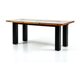 Danish Dining Table by Bob & Dries Van Den Berghe