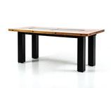 Danish Dining Table by Bob & Dries Van Den Berghe