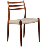 Rosewood Dining Chair by Niels Otto Møller Model 78