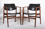 Scandinavian Armchairs In the Styl Of Erik Kirkegaard
