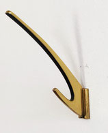Brass Coat Wall Hooks by Hertha Baller