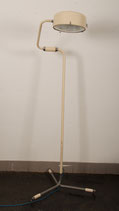 Midcentury Adjustable Industrial Medical Floor Lamp