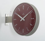 Siemens Halske Double Faced Train Station, Wokshop, Factory Clock