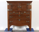 Art & Craft Cabinet Chest of Drawers from circa 1910