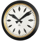 Bauhaus Siemens Industrial, Station or Factory Wall Clock