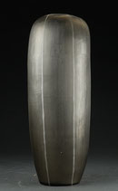 Tall Glass Vase by Guaxs