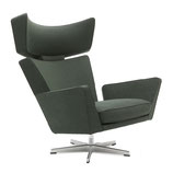 Arne Jacobsen Ox Oksen Lounge Chair