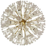 Large Flush Mount Sputnik Chandelier Emil Stejnar