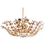 Crystal Chandelier by Oswald Haerdtl for J.L Lobmeyr