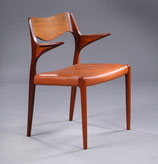 Niels Otto Møller Armchair Model 55, Denmark, Early 1960s