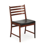 Kai Lyngfeldt Larsen Set of Six Dining Chairs of Brazilian Rosewood