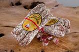 Le lot : Un fagot de 5 buchettes et 5 grelots aux noix