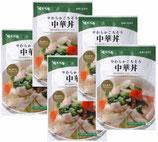 無添加レトルトやわらかごちそう 中華丼 100g×5袋