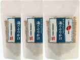 無添加カルシウムたっぷり 海のふりかけ 35g×3袋