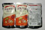 無添加国産野菜のカレー辛口 200g ×3
