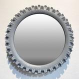 Specchio con pneumatico