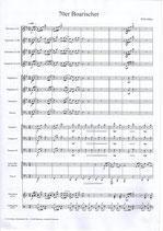 Siebz´ger Boarischer von Willi März für Solo-Tuba oder Solo-Bariton und Blasorchester