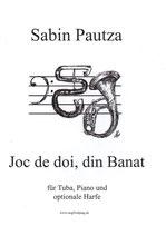 Joc de doi din Banat für Tuba und Klavier