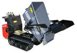 Raupen-Dumper Typ RC800