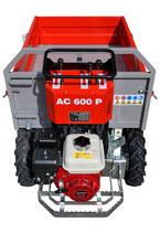 Allrad-Dumper Typ AC600P