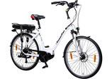 "NEU MODELL 2020 -- Elektrofahrrad Mittelmotor Citybike 26"""