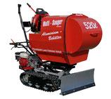 Multi-Sauger Typ MCS520 / 520ltr.