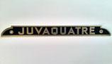 Monogramme JUVAQUATRE