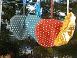 Sattelmützen in 4 neuen Farben