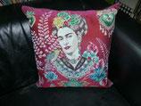 Kissenhülle Frida loves pink