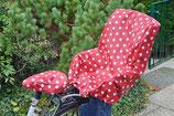 Regenschutz für KinderFahrradsitz