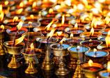 CP12_Népal : Lumières boudhistes