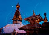 CP11_Népal : Stupa de Swayambhunath