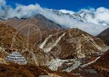 CP09_Népal : Prières himalayennes (Solu Khumbu)
