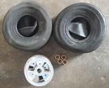 Complete Tire Set 15-600