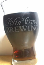SGB Etched Print PINT