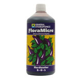 GHE FLORA SERIES  MICRO HARD WATER