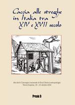 Caccia alle streghe in Italia tra XIV e XVII secolo