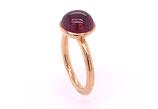 Farbstein Ring Rhodonit