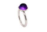 Farbstein Ring Amethyst