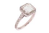 Emarald Cut Ring