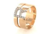 Personalisierter Brillant Ring