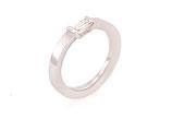 Baguette Diamant Ring