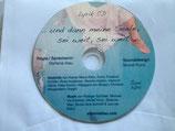 """Lyrik-CD  """"und dann meine Seele sei weit, sei weit"""""""