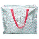 Storage bag Tammie pale blue large